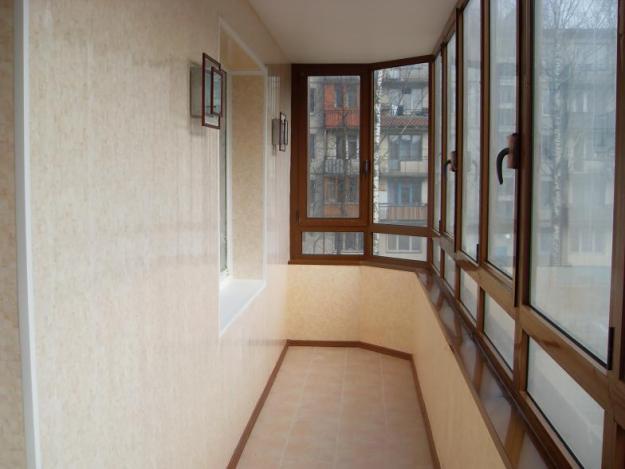 Ремонт лоджия балкон остекление балкона спб дерево