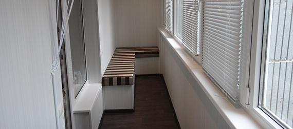 Ремонт балкона расценка ремонт балкона спб