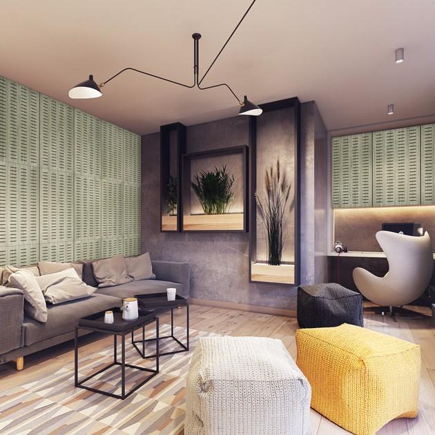 Дизайнерский ремонт квартир в Москве под ключ цена от 9000 руб за 1 м2