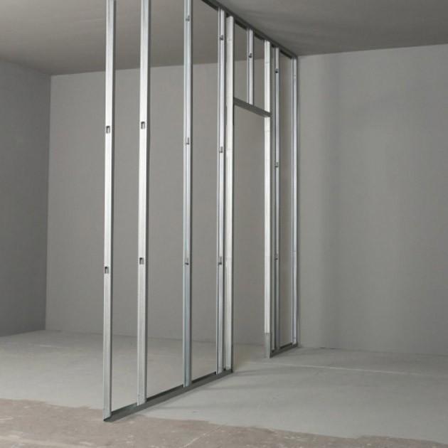 Монтаж перегородок в квартире под ключ в Москве. Цены от 8500 руб. Строительство перегородок из гипсокартона и пеноблоков.